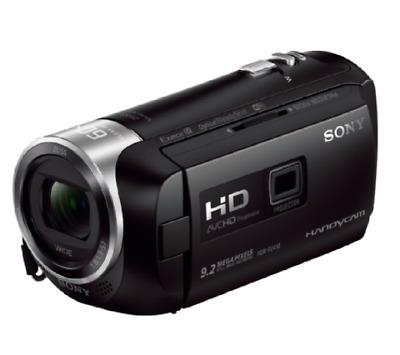 A - Sony Handycam HDR-PJ410 Full HD Compact Digital Camcorder