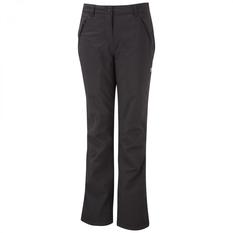 CRAGHOPPERS Donna aysgarth aysgarth aysgarth Impermeabile Stretch Foderato Pantaloni Nero cww1075 00308e