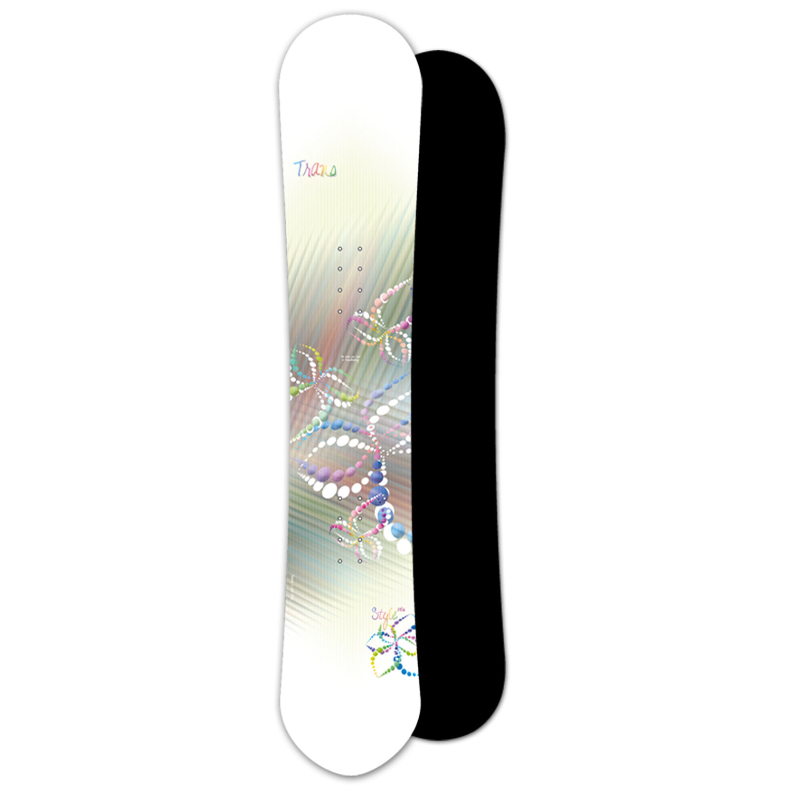 DAMEN FREESTYLE SNOWBOARD  TRANS STYLE GIRL 151 CM CAMBER