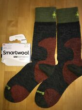 Outdoor Backpack Burgundy SmartWool HIKE Midweight Crew Socks Men//Women MED