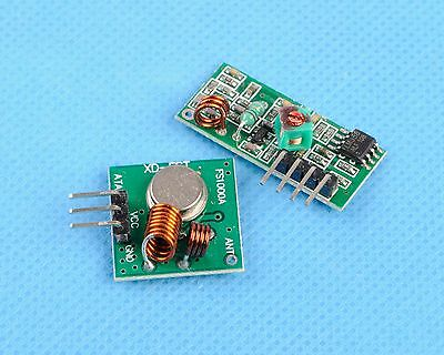 433MHz 315MHz Wireless transmitter and receiver kit Wireless Transmitting Module