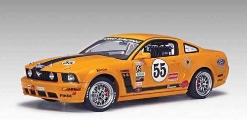 100% precio garantizado 1 18 18 18 Autoart 2005 Ford Mustang Fr500c  55 Grand-Am Cup -  bienvenido a elegir