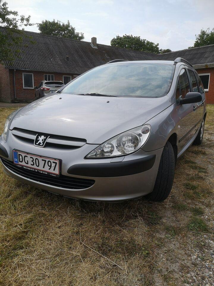 Peugeot 307, Diesel, 2004