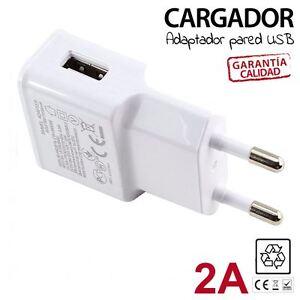 CARGADOR-2A-CORRIENTE-USB-RED-CARGA-RAPIDA-UNIVERSAL-TELEFONOS-MOVILES-BLANCO