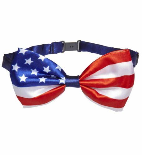 Amerika Fliege Schleife in den Farben der USA amerikanische Symbole