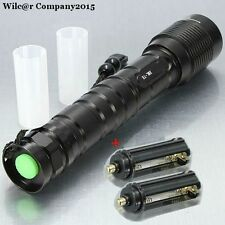 Tactical LED Military Grade Flashlight 3600 LM T6 Waterproof Outlite A 100 Style