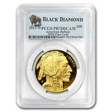 2011-W 1 oz Proof Gold Buffalo PR-70 PCGS (Black Diamond) - SKU #63712