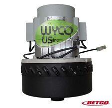 E81538 Vacuum Motor 12v Betco Genie 14 Automatic Battery Scrubber 420672
