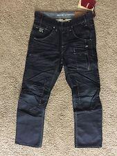 Men's Jack & Jones Clothing Company Boxy Loose Fit Dark Denim Jeans~Size 30 x 30