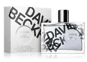 David Beckham Homme 75ml EDT Spray Perfume for Men COD PayPal Ivanandsophia