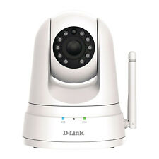 D-Link DCS-5025L HD Pan Tilt Wireless WiFi Day Night Cloud Surveillance Camera