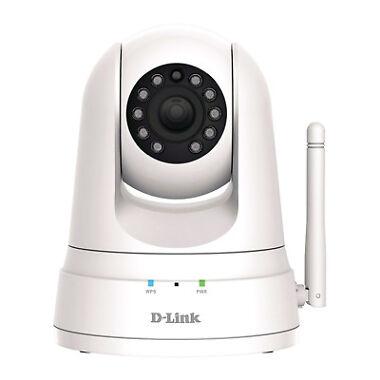 Refurb D-Link DCS-5025L HD Pan Tilt Wireless WiFi Surveillance Camera