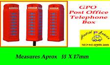 BOGOF GB UK Public Telephone call box car aerial topper bargin gift Inc.UK P&P