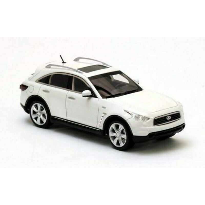 NEO SCALE MODELS NEO44541 INTINITY INTINITY FX50 VERSION 2 2010 PEARL 1 43 DIE CAST MODEL