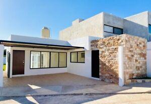Casa en venta en Chichi Suarez Merida Yucatan de una planta