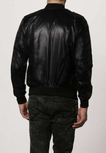 DIESEL J-ADOWA BLACK JACKET SIZE XL 100/% AUTHENTIC