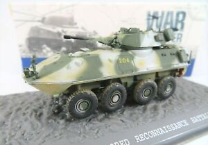 Solido - War Master 1/72 LAV-25 2nd Light Arm. Recon Battalion USA 2005 S7200506