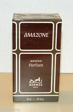 AMAZONE by Hermes PURE PARFUM 0.33 oz / 10 ml SPRAY SEALED
