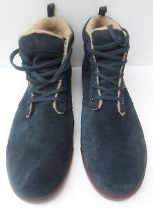 marino cuero hombre 11 mujer Clarks Torbay azul Uk para para Zapatos Hi Artic Talla de Top G WYIZ8q