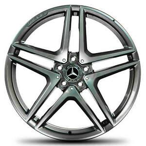 1x-AMG-20-Zoll-Mercedes-Benz-S63-S65-W222-W217-Felge-Alufelge-A2224010800-NEU