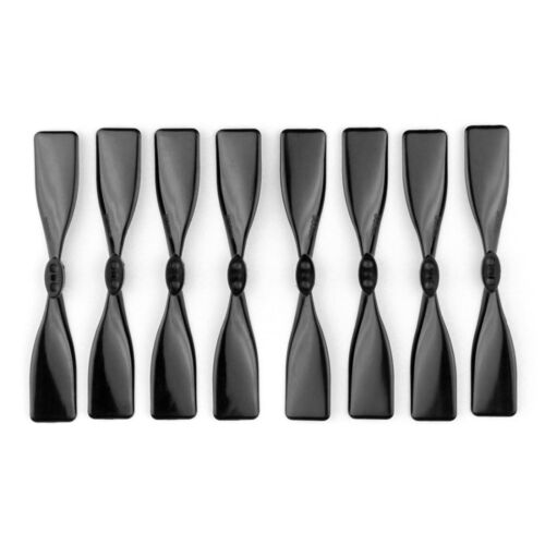 """Tarot Square Propellers CW CCW 3/"""" Black Props for 1104 1106 Motor 130 150TL150S2"""