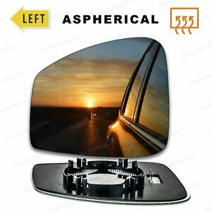 Renault-Grand-Scenic-Passenger-wing-mirror-glass-09-16-side-Wide-angle-Heated