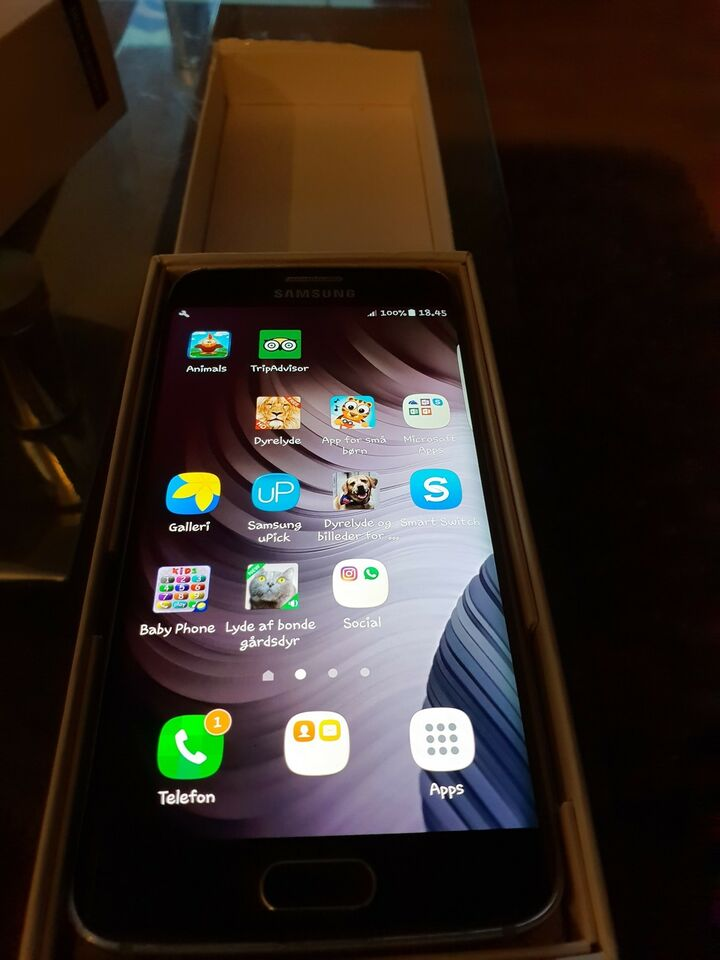 Samsung galaxy S6 edge, 32GB , God