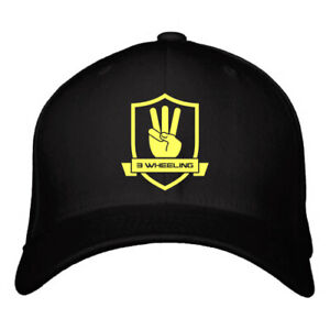 3-Wheeling-Official-Merchandise-Unisex-Baseball-Cap