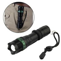 2200 Lumen Zoom Xm-l T6 Led Flashlight Torch