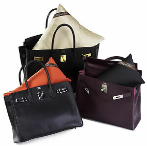 Bag-a-Vie-Pillows-Inserts-Fits-Hermes-Protect-Designer-Handbags-Petite