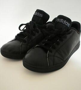 Adidas Advantage Clean VS Shoes Size US 9.5 Men's Black F99253