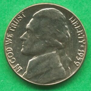 2016 S PROOF Jefferson Nickel Coin 5c Five Cents Made in USA