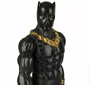 "New in Box Marvel Black Panther Titan Hero Series 12/"" Erik Killmonger"