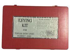 Harney Manufacturing Keying Kit Tubular Entry Locks Amp Deadbolt Locks Kw2704pin