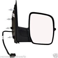 2007-2008 Ford Econoline Black Rh Side View Mirror 7c2z7210aa on sale
