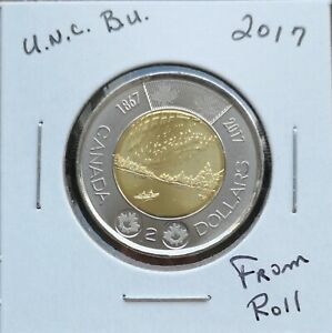 CANADA-TOONIE-2017-DANCE-OF-THE-SPIRITS-FROM-MINT-ROLL