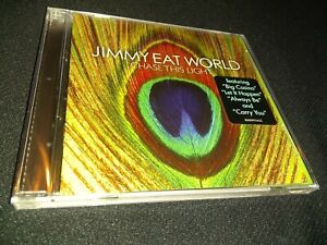 Chase This Light by Jimmy Eat World (CD, Oct-2007 ...