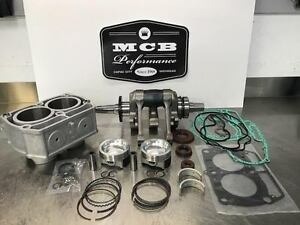 2010 Polaris Ranger 800 Complete Rebuild Kit Engine Motor Crank Piston Ebay