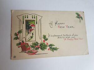 Greeting-Postcard-Vintage-Happy-New-Year-1