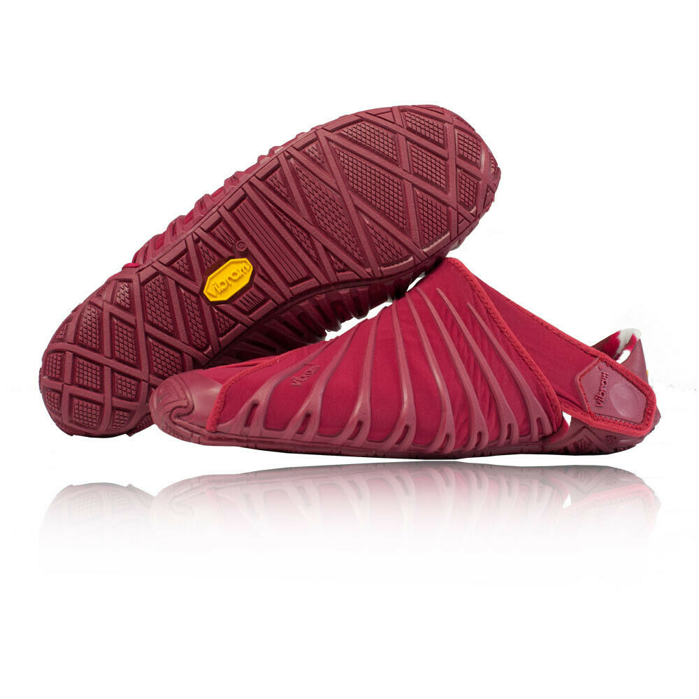 Vibram Furoshiki Damen Wrap Wanderschuhe Laufschuhe Schuhe Rot Sports Gym