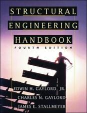 Structural Engineering Handbook (Mechanical Engineering) by Gaylord, Edwin, Gay