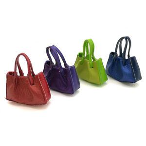 Dolls PU Handbag for 1//6 Dollfie BB Licca//Momoko//Azone Accessory Green