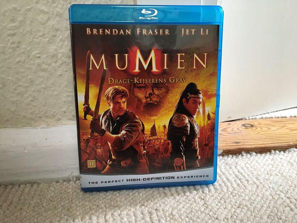 MUMIEN DRAGE KEJSERENS GRAV, instruktør ROB COHEN,