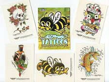 Ed Hardy Temporary Tattoos and Collector Cards Savvi for sale online ...