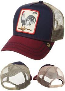 Goorin-Bros-Men-039-S-Animal-Farm-Baseball-Dad-Hat-Trucker-Navy-One-Size