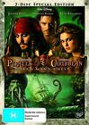 Pirates Of The Caribbean - Dead Man's Chest (DVD, 2006, 2-Disc Set)