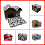 thumbnail 1 - Pet-Cat-Dog-House-Kennel-Puppy-Cage-Warm-Cushion-Soft-Bed-Sleeping-Cave-Nest-Den