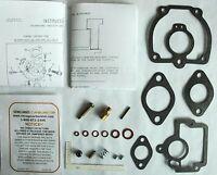 Farmall Carburetor Kit Super H M Mta W4 W6 W9 Supers W/ihc Carb 0248 300 400 450
