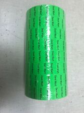 1131 Fl Green Labels For Monarch 1131 And 1 Ink Roller