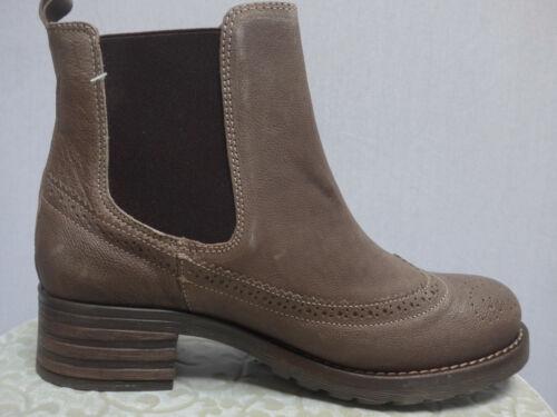 Brako Bottes Lette chelsea boots gris marron argile Taille 39 à 41 922